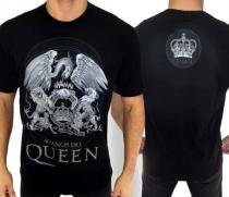 Camiseta Queen - Rockcine