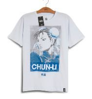 Camiseta Street Fighter Chun Li  Poster - Tam G - Studio Geek