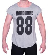 Camiseta Strong Hardcore 88 Cinza - Ziboo -