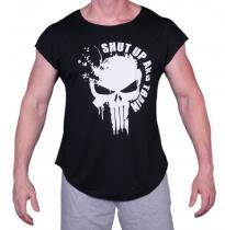 Camiseta Strong Vingador Preta - Ziboo -