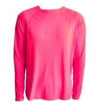 Camiseta Ultra Light Feminina P Rosa Sunthrice - Sunthrice