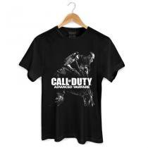 Camiseta unissex call of duty: shadow soldier tam. m - Band up