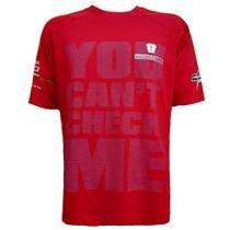Camiseta Vermelha Body Size - Integralmédica