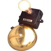 Campainha de Alarme Com Lampada Danval CA08 220V -