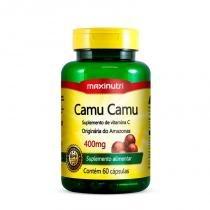 Camu-Camu - 60 Cápsulas - Maxinutri -