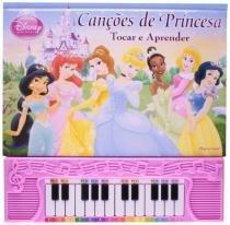 Cançoes de princesas - tocar e aprender - Dcl editora