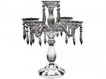 Candelabro Cristal para 5 Velas Bohemia - 5672