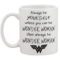 Caneca Always be Wonder Woman - Yaay