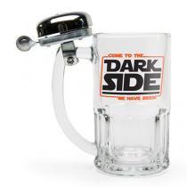 Caneca com Campainha Dark Side Star Wars 340ml - Gorila clube