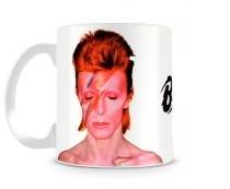 Caneca David Bowie Sane - Artgeek