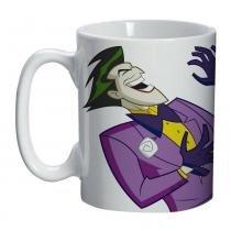 Caneca de Porcelana - 300 Ml - DC Comics - Liga da Justiça - Joker - Urban -