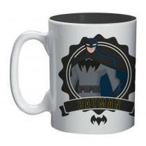 Caneca de Porcelana - 300 Ml - DC Comics - The Batman - Urban -
