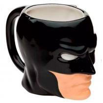 Caneca de Porcelana 3D - 480 Ml - DC Comics - Batman - Urban -