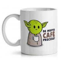 Caneca DrPepper Mestre MiniOda Muito café você deve beber - Yaay