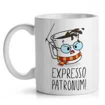 Caneca expresso patronum - Yaay