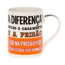 Caneca Frases A Diferença - Colorido - Único - Gorila Clube