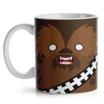 Caneca Geek Side Faces - Chill Bacca - Yaay