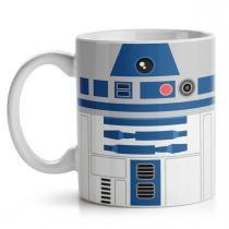 Caneca Geek Side Faces - R2 - Yaay