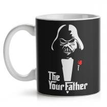 Caneca Geek Side - The Your Father - Yaay