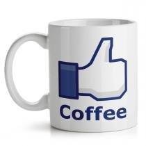 Caneca Like Coffee - Curtir Café - Yaay