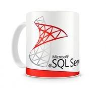Caneca Linguagem SQL Server - Artgeek
