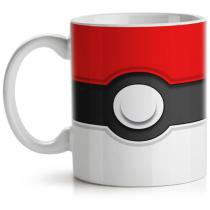 Caneca Pokeball Pokémon. - Yaay
