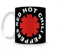 Caneca Red Hot Chili Peppers - Artgeek