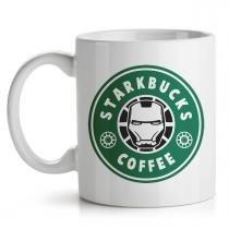 Caneca Starkbucks Coffee - Yaay