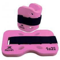 Caneleira Hidroginástica - 1kg a 2kg Muvin CNH-0106 - Muvin