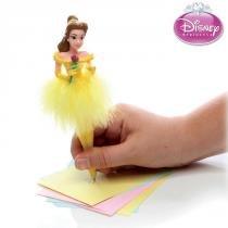 Caneta Princesas Disney - Bela - Estrela -