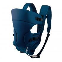 Canguru baby safe azul marinho - ÚNICO - Multikids