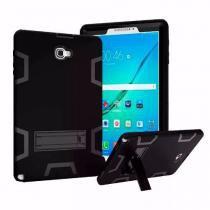 "Capa Anti-shock Para Tablet Samsung Galaxy Tab A 10.1"" SM-P585 / P580 + Película de Vidro - Lka"