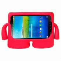 "Capa Boneco Iguy Infantil Para Tablet Samsung Galaxy Tab A 7"" Polegadas SM-T285 / T280 - Lka"