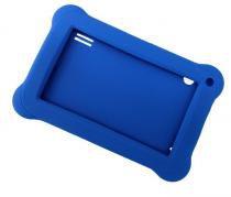 Capa Case Azul Multilaser  Emborrachada P/ Tablet 7 Polegadas PR936 -
