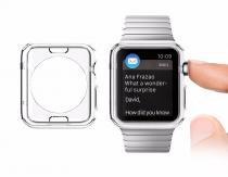 Capa Case Bumper Apple Watch Transparente 38mm e 42mm - Group luadi