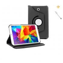 Capa Case Galaxy Tab S2 - 9.7 T810/T815 Giratória 360 / Caneta Touch (Preto) - BD Net Imports