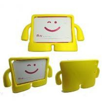 Capa Case Iguy Tablet Apple Ipad Mini 1 2 3 4 Shock Amarelo - Gbmax