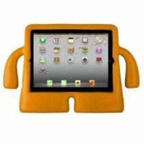 Capa Case Iguy Tablet Apple Ipad Mini 1 2 3 4 Shock Laranja - Gbmax
