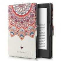 Capa Case Kindle Paperwhite WB Auto Liga/Desliga - Ultra Leve Mandala -