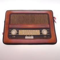 Capa Case P/ Laptop Radio Retro - Maisaz