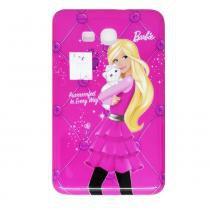 Capa Case TPU Galaxy Tab 3 Lite- 7 T110 - Barbie (BD02) - BD Net Imports