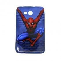 Capa Case TPU Galaxy Tab 3 Lite- 7 T110 - Homem Aranha (BD09) - BD Net Imports