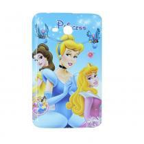 Capa Case TPU Galaxy Tab E - 7 T113/115 Princesa (BD01) - Bd net imports