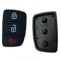 Capa Chave Hyndai Hb20 Canivete Hb20s Controle Telecomando - Bs automotiva