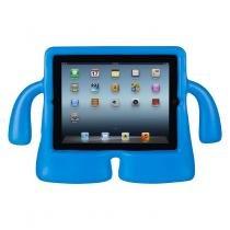Capa de iPad Infantil Anti-Impacto Amigo Azul Mybag - iPad 2, 3 e 4 -