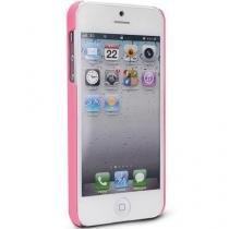 Capa Emborrachada Para Iphone 5 Rosa Maxprint - 609400 - Maxprint