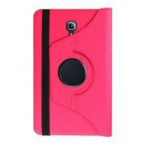 "Capa Giratória Inclinável Para Tablet Samsung Galaxy Tab A 8"" SM-T385 / T380 + Película de Vidro - Lka"