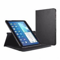 "Capa Giratória Inclinável Para Tablet Samsung Galaxy Tab4 10.1"" SM-T530 / T531 / T535 + Película de Vidro - Lka"