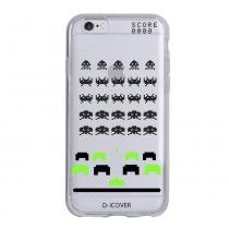 Capa ICOVER iPhone 5/5S/SE Games Invaders - iCOVER