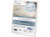 Capa Impermeável para Travesseiro Master Comfort - Sleepy Dry 00376-ML Branca